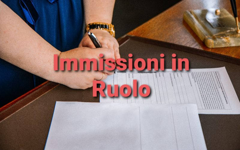 Il Ministero Dell'Istruzione Ufficializza I Contingenti Per L'Immissione In Ruolo